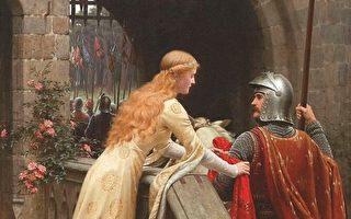 花叢中的騎士:騎士精神簡史