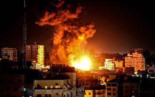 以巴激烈衝突 聯合國祕書長籲立即停火
