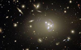 哈勃新作:数百个星系全景令人叹为观止