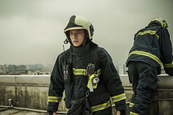 疫情挑戰身心靈《火神》林柏宏籲支持醫護消防