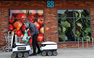 疫情下 机器人送货上门 需求激增