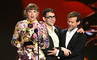 美國人氣歌手泰勒絲獲全英音樂獎最高榮譽