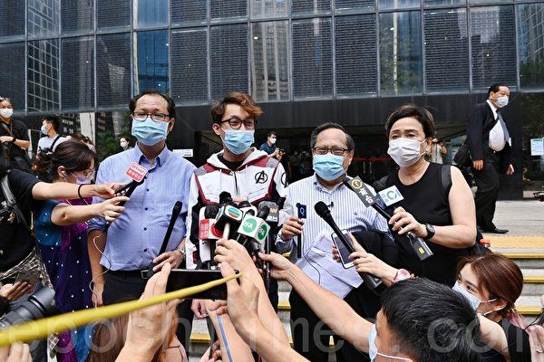 香港10.1集会案提堂被告均认罪