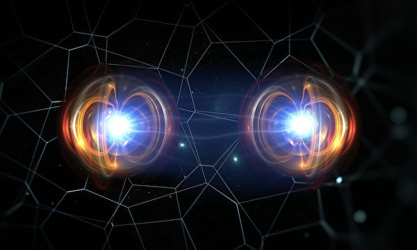 """量子纠缠走向宏观:""""测不准原理""""被打破"""
