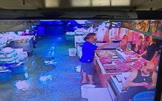 果菜市場8位攤商未依規定戴口罩 竹市府開罰