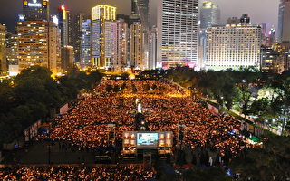 港六四纪念活动 北京恐强硬吓阻