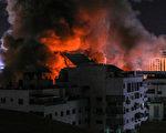 以巴軍事衝突加劇 黎巴嫩射火箭彈遭回擊
