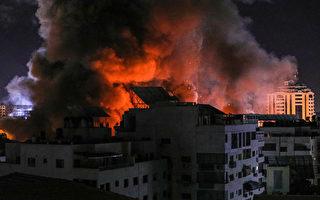 以巴冲突继续加剧 黎巴嫩射火箭弹遭回击