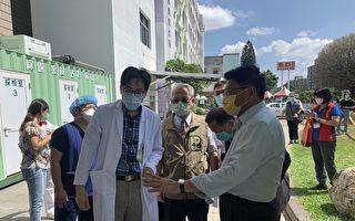 决战在院外 屏县提升疫情监控筛检量能