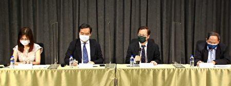 """国发会周二(5月18日)下午举行""""全力保障台湾制造-产业防疫措施说明""""记者会。"""