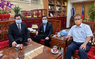 林正峰議員陳情  衛生局預設檢疫站另覓場地