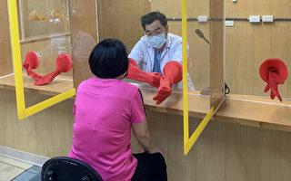 彰基2天完工戶外採檢站 極速增檢驗量