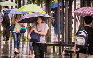 梅雨锋面25日有望来台 专家预测降雨