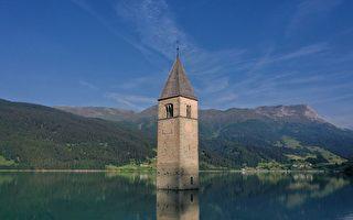 70年後重見天日 意大利「消失」村子浮出水面