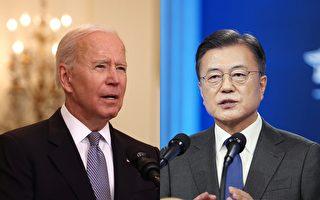 美韩领袖声明将提台湾 强度不亚于美日声明
