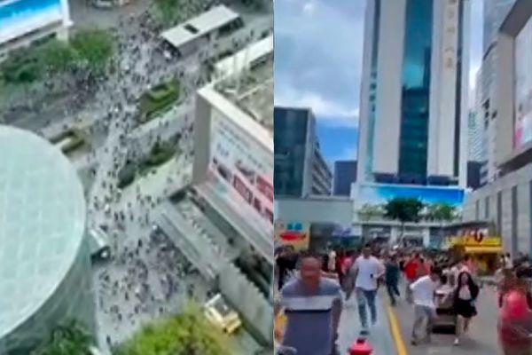 陳思敏:深圳賽格大廈搖晃引發關注中國「挖礦」熱