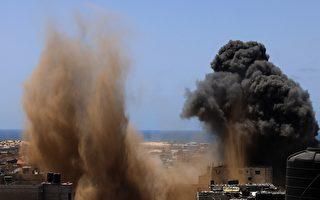 以色列继续重创哈马斯 美以领导人四度通话