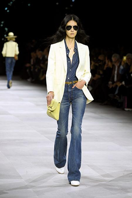 法国, 时装周, 穿搭, 时尚