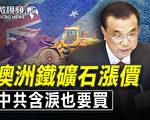 【微视频】澳洲铁矿石涨价 北京含泪也要买