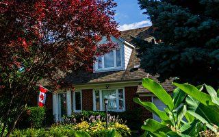 4月加国房价比3月涨1.8万 同比涨13.7万