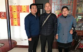 探訪江天勇 河南邢望力被拘留15天再遭刑拘