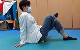 久坐梨狀肌症候群上身 復健治療師教3招改善