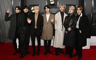 BTS盼再挑战葛莱美奖 《Butter》95区iTunes登顶