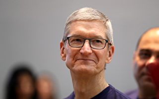 美議員致信庫克 指蘋果「近乎完全屈服」北京
