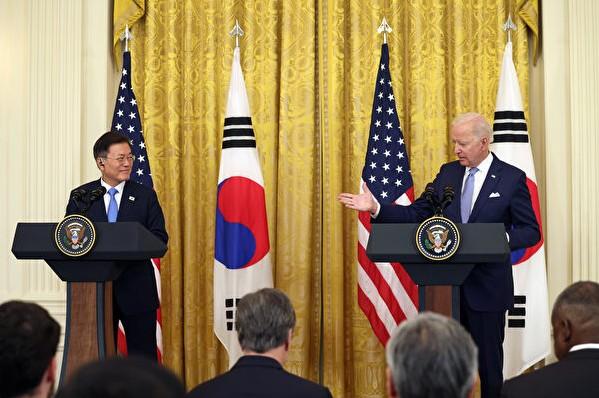 王赫:文在寅访美与韩国对华政策转变