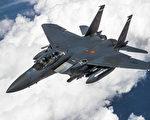 美空軍最新型F-15戰機到底有多隱形?