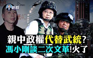 【拍案惊奇】北京谋台8方式?冯小刚预言再文革