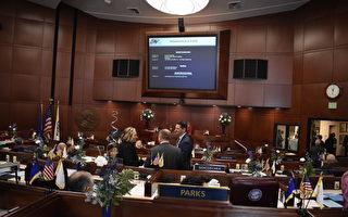 內華達州參眾議會通過友台決議