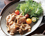 鹹甜美味 「薑汁燒肉」配白飯多吃好幾碗