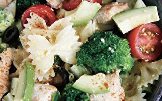 夏日開胃料理 義大利冷麵也能享「瘦」