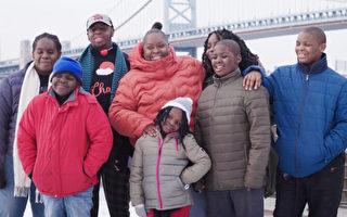 善心人筹资租房 赠无家可归母亲和七个孩子