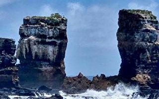 达尔文拱门坍塌 龟岛物种被质疑非进化而来