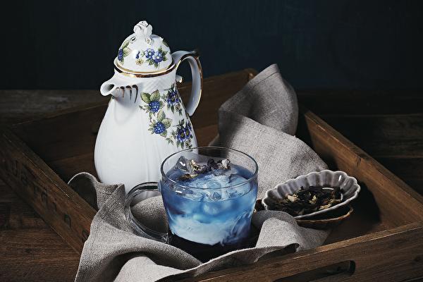 夏季飲品 蝶豆花與烏龍茶碰撞出療癒風味