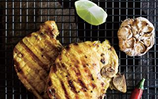 南洋風魚露香茅豬排 能配飯也可做營養早餐