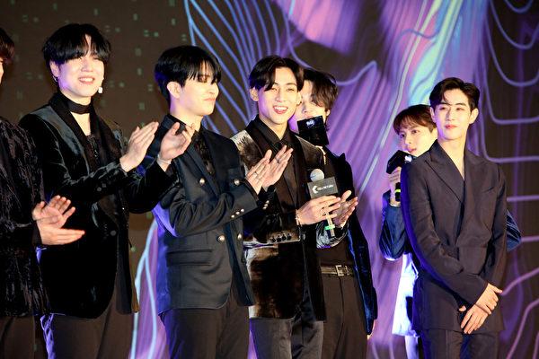 GOT7成员BamBam 6月15日发行首张Solo专辑