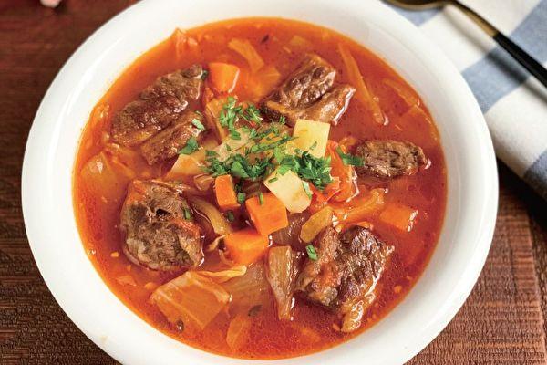 有靈魂的牛肉羅宋湯 風味讓人驚豔的秘訣