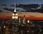 昔日最高建筑 纽约帝国大厦90年风采不减