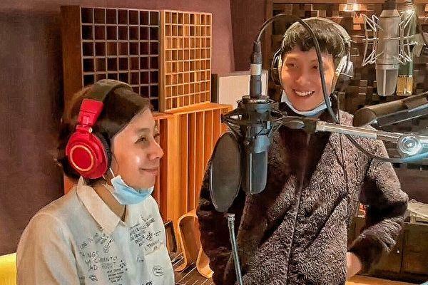 謝博安邀媽媽錄唱新歌 蘇打綠阿福表讚許