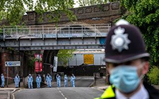 英國黑命貴骨幹頭部中槍 警方認為是隨機事件
