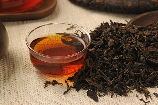 普洱茶能清肝、护肝,又能健脾。(Shutterstock)
