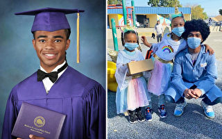 為兒童建公益組織 高中生被11所大學錄取