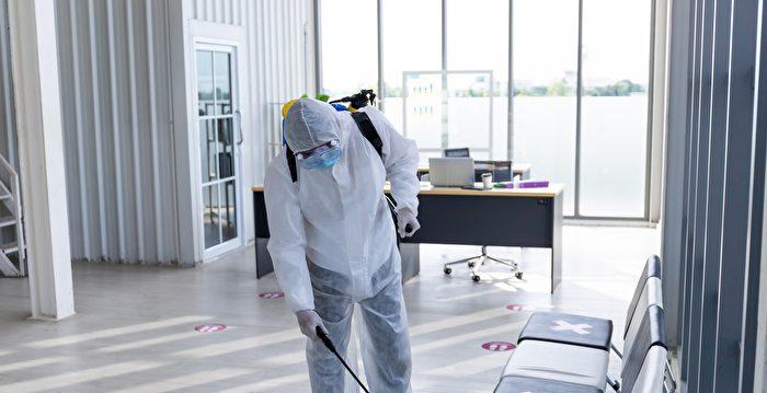 杂货店等室内深度清洁不能降低病毒传播风险  加拿大  防疫  卫生剧院  大纪元