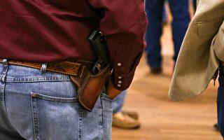 等待州長簽字生效 德州人將可無證持槍