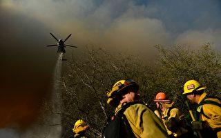 20億美元撥款防野火 創加州歷史新高