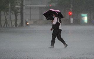 台湾滞留锋面持续发威 预估总降雨效益破1亿吨