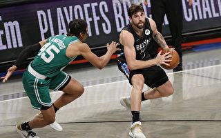 NBA哈里斯手感發燙 籃網輕取綠衫軍